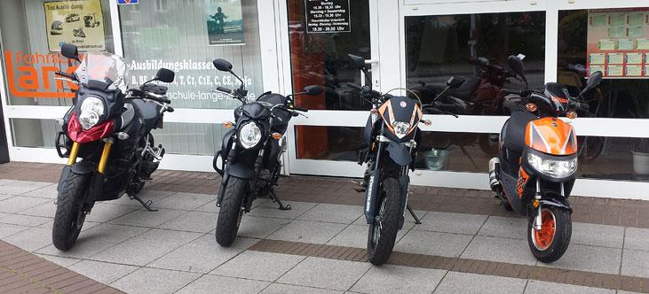Motorroller-Führerschein